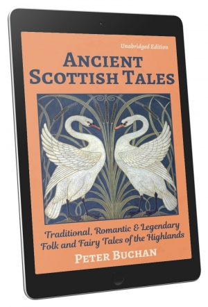 Front Cover - Ancient Scottish Tales