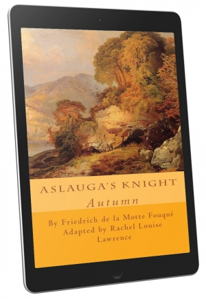 Front Cover - Aslauga's Knight