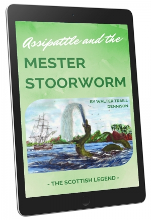 Front Cover - Assipattle and the Mester Stoorworm