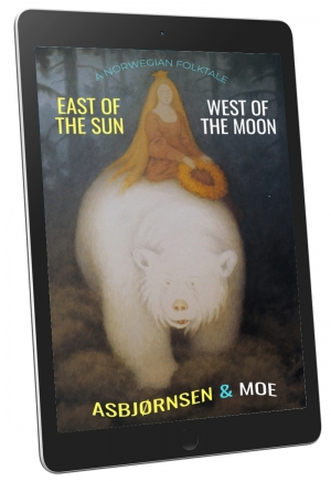 Front Cover - East of the Sun and West of the Moon