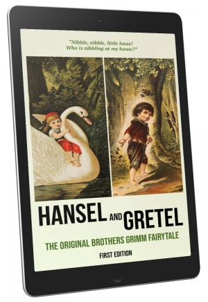 Front Cover - Hansel and Gretel