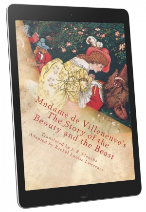 Front Cover - Madame de Villeneuve's The Story of the Beauty and the Beast