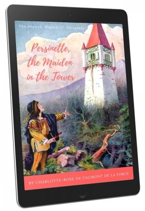 Front Cover - Persinette, the Maiden in the Tower
