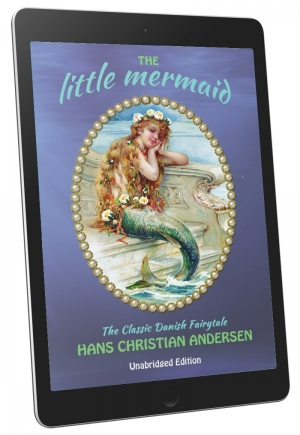 Front Cover - The Little Mermaid