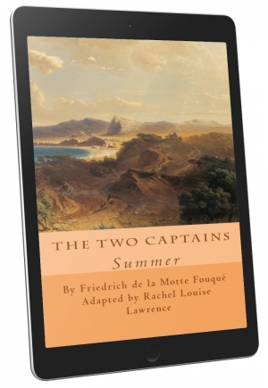 Front Cover - The Two Captains