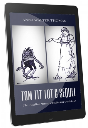 Front Cover - Tom Tit Tot & Sequel